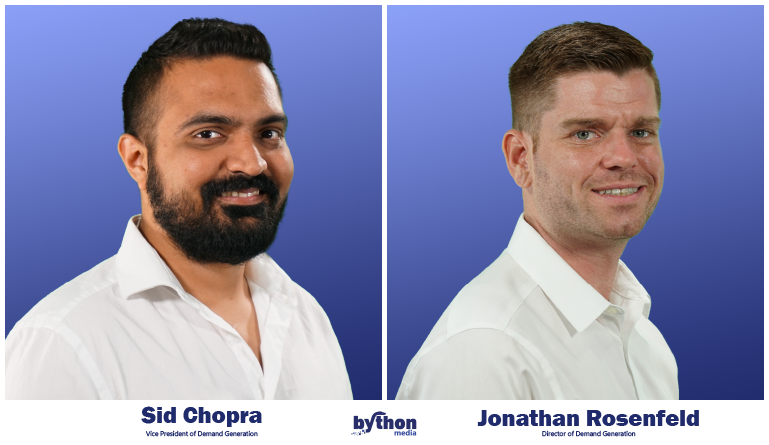 Bython Media expands demand generation team to help clients increase sales opportunities