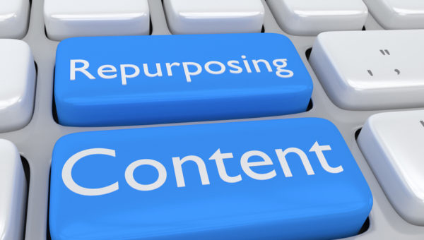 All the Content that's Fit to Repurpose [WATCH]