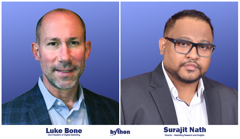 Bython adds Luke Bone and Surajit Nath to develop digital and research-related client solutions