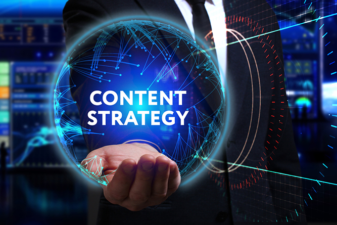 How to Create a Strategic Content or Digital Marketing Plan that Helps You Reach Your Goals