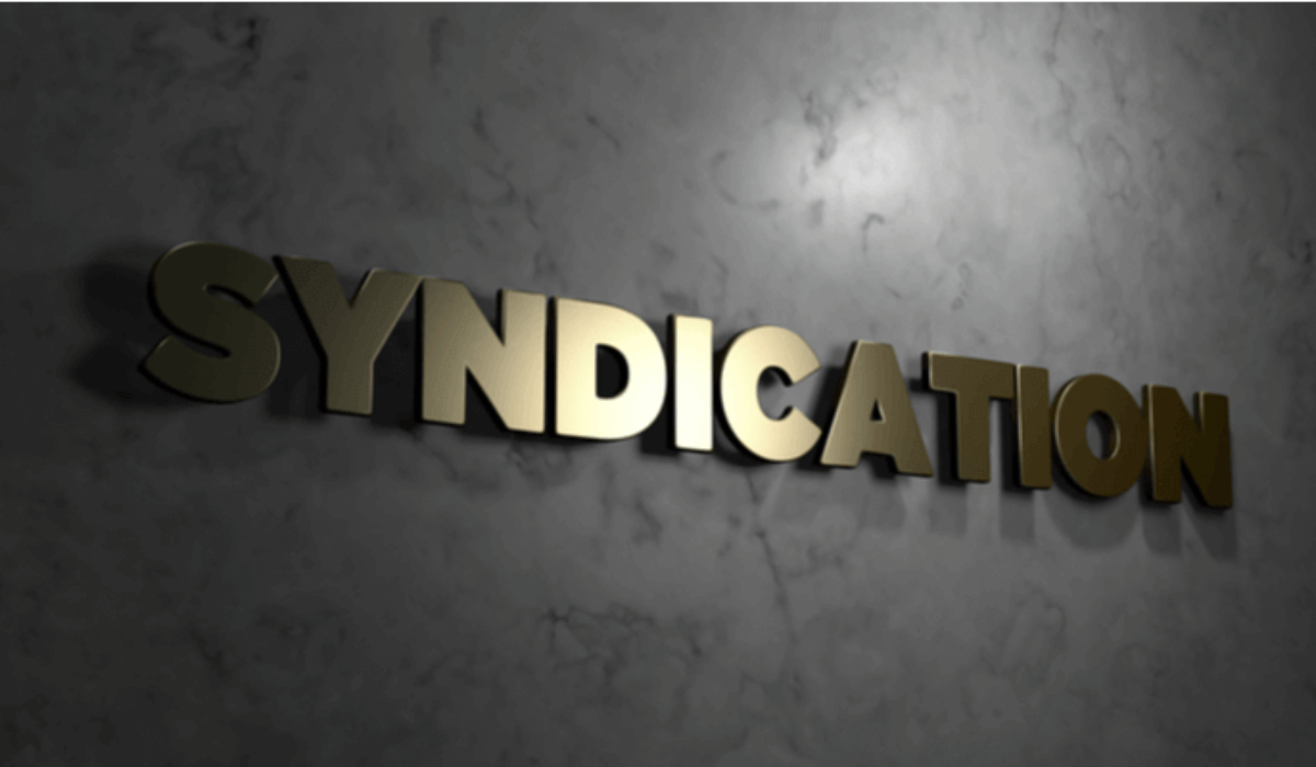What is B2B Content Syndication?